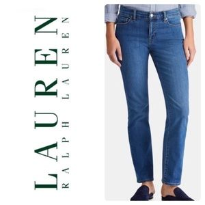 Lauren Ralph Lauren Jeans Co Straight Jeans